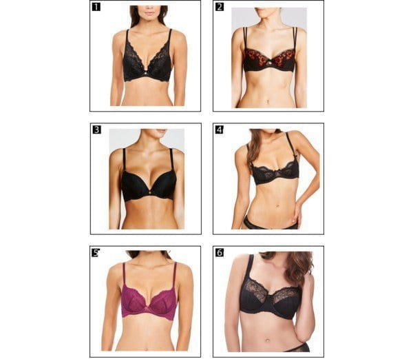 How to determine the right style of bra for your bust shape | Learn what the main bust shapes are, understand the different styles of bra available and uncover which style of bra suits you best